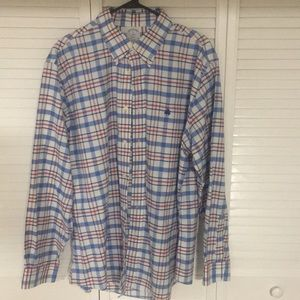 Brooks Brothers Men's oxford cloth shirt